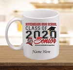 RHS Class of 2020 Personalized Coffee Mug