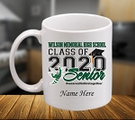 WMHS Class of 2020 Personalized Coffee Mug