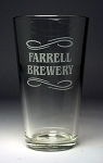 Micro-Brew Pub Glass 20 oz