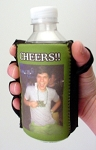 Hand Holder Can Cooler Koozie Personalized