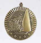 Cheerleading Five Star Series Medal