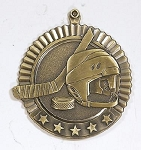 Hockey Five Star Series Medal