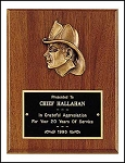 Firefighter Plaque 7x9