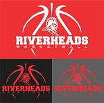 RHS Riverheads Basketball with Gladiator