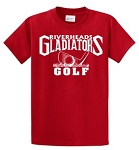 RHS Riverheads GOLF Port & Company® - Essential T-Shirt