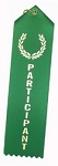 Participant Award Ribbon 2x8