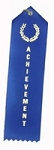 Achievement Award Ribbons 2x8