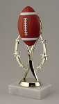 Football Color Sport Trophy