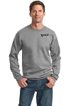 VDOT Port Authority® - Classic Pullover Crewneck Sweatshirt  7 Available Colors