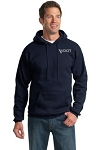 VDOT Port Authority® - Classic Pullover Hooded Sweatshirt  17 Available Colors
