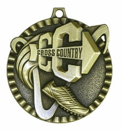 CROSS COUNTRY Victory Medal